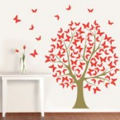 Interior decals nursery