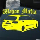 Decal Audi A6 Wagon Mafia