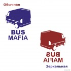 Decal Bus Mafia