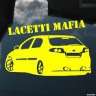 Decal Chevrolet Lacetti Mafia