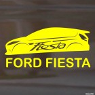 Decal Ford Fiesta