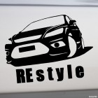 Decal Ford Focus Restyle
