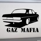 Decal Gaz Volga Mafia