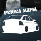 Decal LADA Priora Mafia