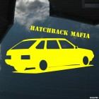 Decal 2109 Samara Hatchback Mafia 2