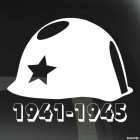 Decal Helmet 1941-1945