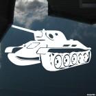 Decal Tank T-34