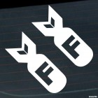 Decal dropping F bombs JDM