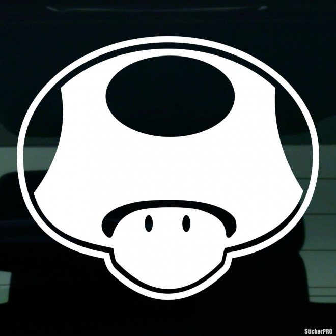 Decal The character from Mario game JDM 4
