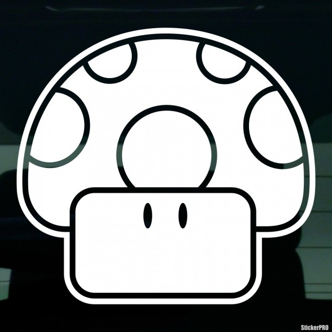 Decal The character from Mario game JDM 3