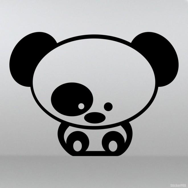 Decal Team Panda JDM 2
