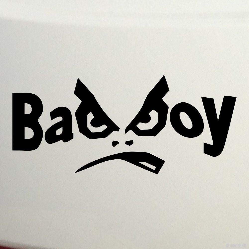 Decal bad boy face jdm