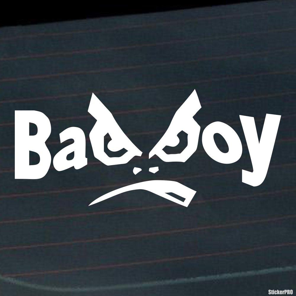 Decal bad boy face jdm decal bad boy face jdm