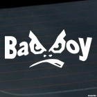 Decal Bad Boy face JDM