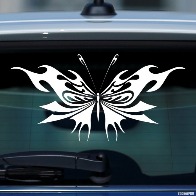 Decal butterfly 14