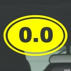 Decal 0.0 lazy marathon race distance