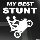 Decal My Best Stunt