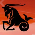 Decal Astrological sign Capricorn (v.II)