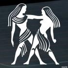 Decal Astrological sign Gemini (v.II)