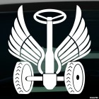 Decal Automotive troops