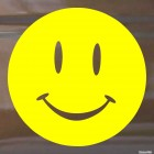 Decal Bread Man smiley 2