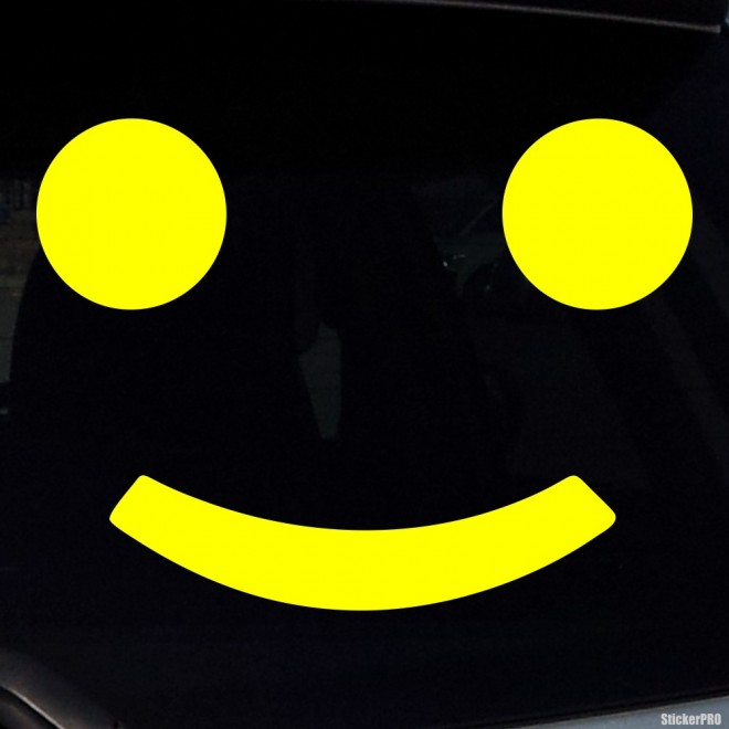 Decal LEGO smiley
