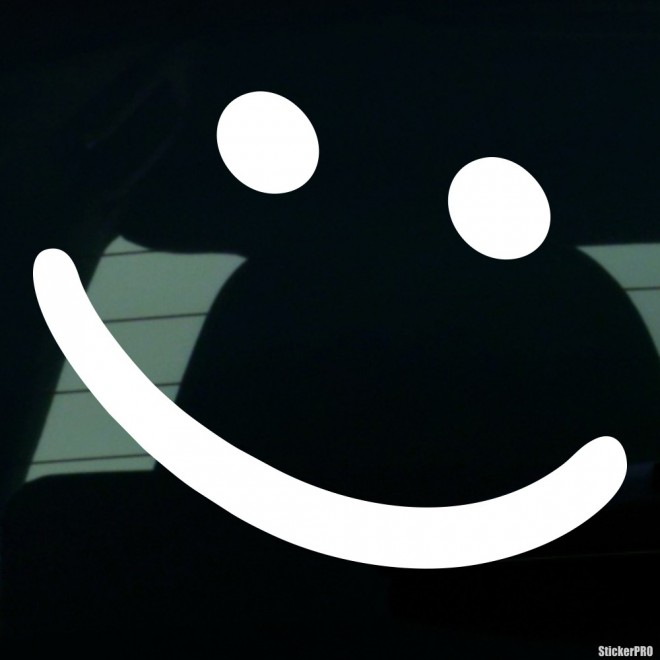 Decal smiley