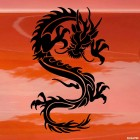 Decal Dragon 38