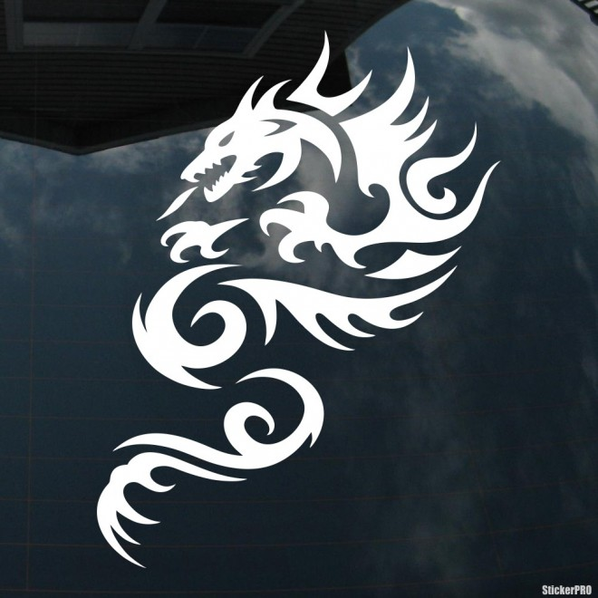 Decal Dragon 26