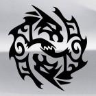 Decal Dragon 24