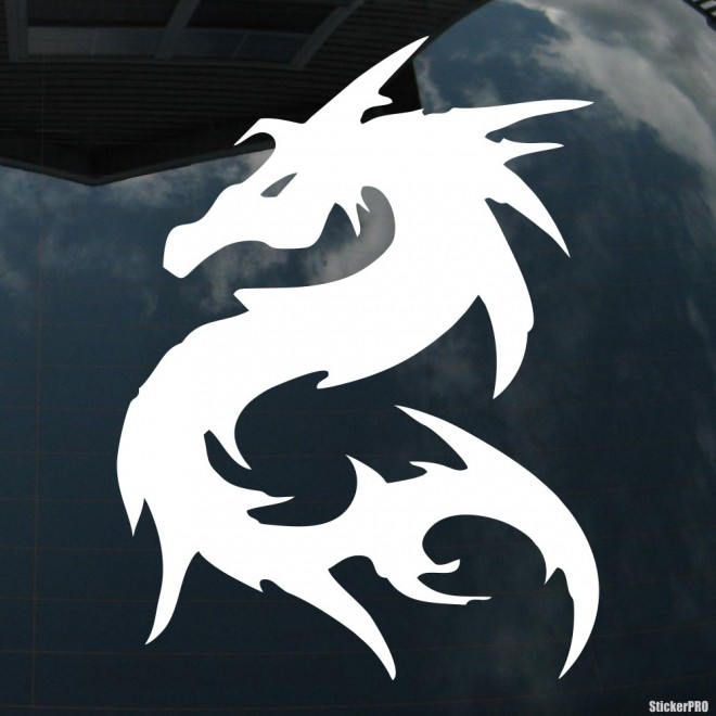 Decal Dragon 21