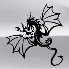 Decal Dragon 19