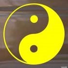 Decal Yin Yang