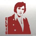 Decal Elvis Presley