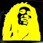 Decal Bob Marley, Jamaican singer 3