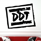 Decal DDT Russian rock band