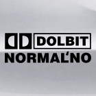 Decal Dolbit Normalno parody to Dolby Digital