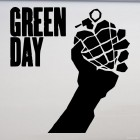 Decal Green Day American punk rock band