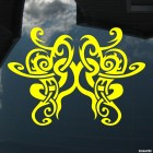 Decal celtic pattern ornament tattoo