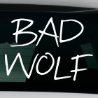 Decal Bad Wolf