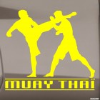 Decal Thai box sparring