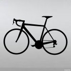 Decal road bike