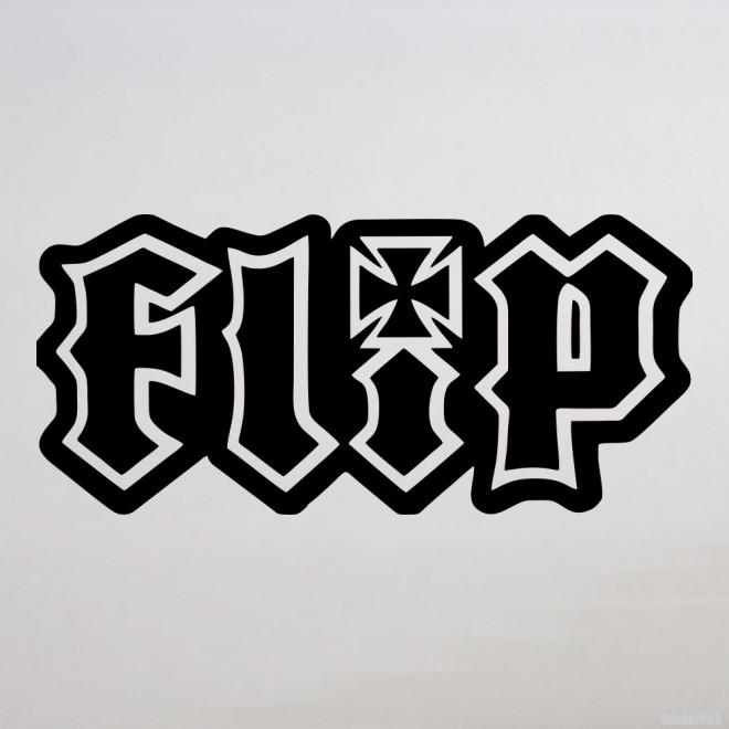 Decal Flip