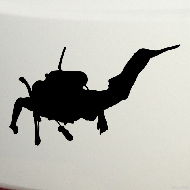 Decal diver