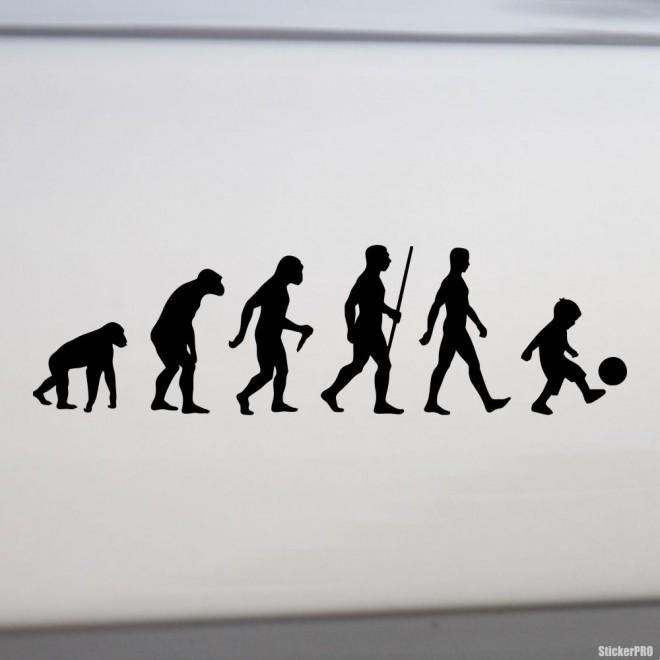 Decal soccer evolution