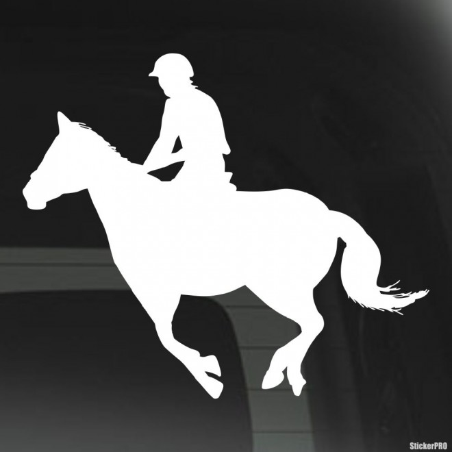 Decal show jumping, equestrian sport