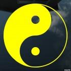 Decal Yin Yang Taoism