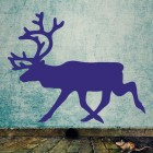 Decal deer
