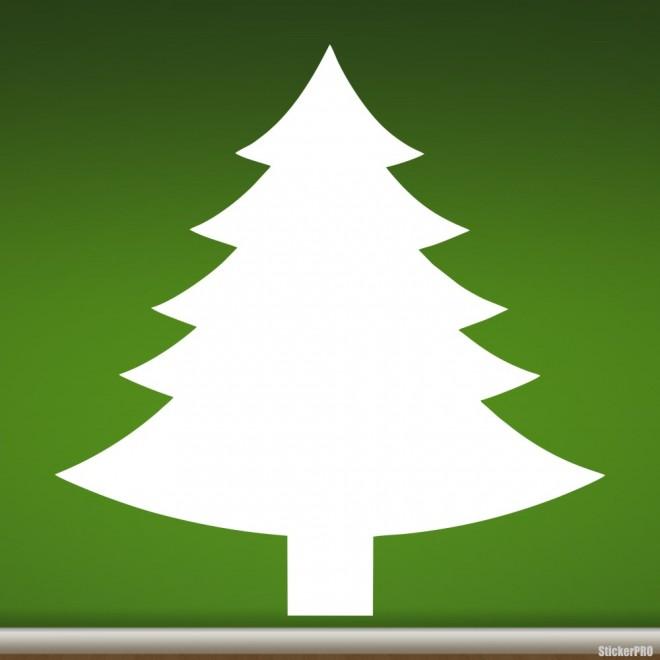 Decal christmas tree 2